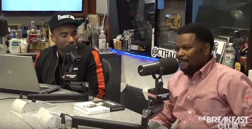 J Prince on Being Investigated By The DEA, Drake, Birdman on The Breakfast Club [Interview]