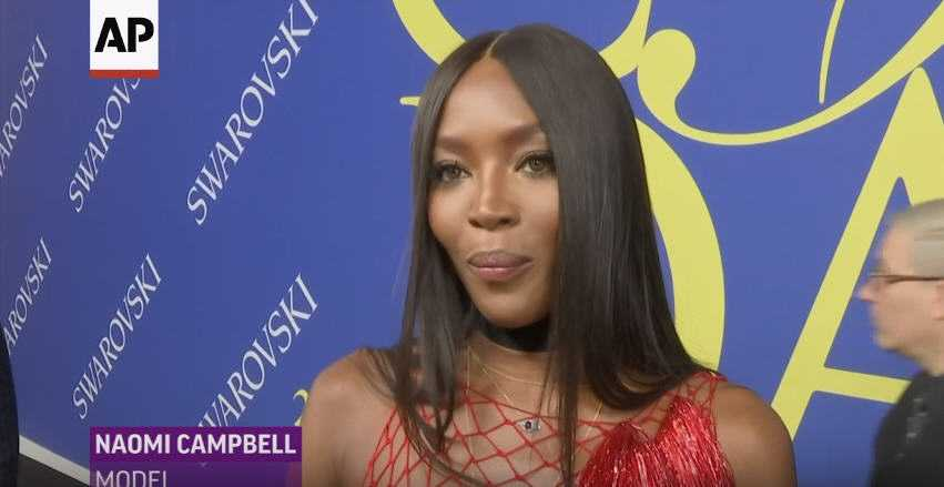 Naomi Campbell on Giving Back to the Fashion Community [Interview]
