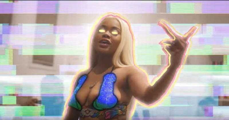 """Queen Key Releases """"Project B!tch"""" Remix Video"""