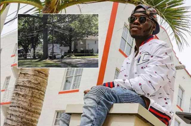 Hip-Hop artist Trypps Beatz Found Dead at New York Giants cornerback Janoris Jenkins House [News]