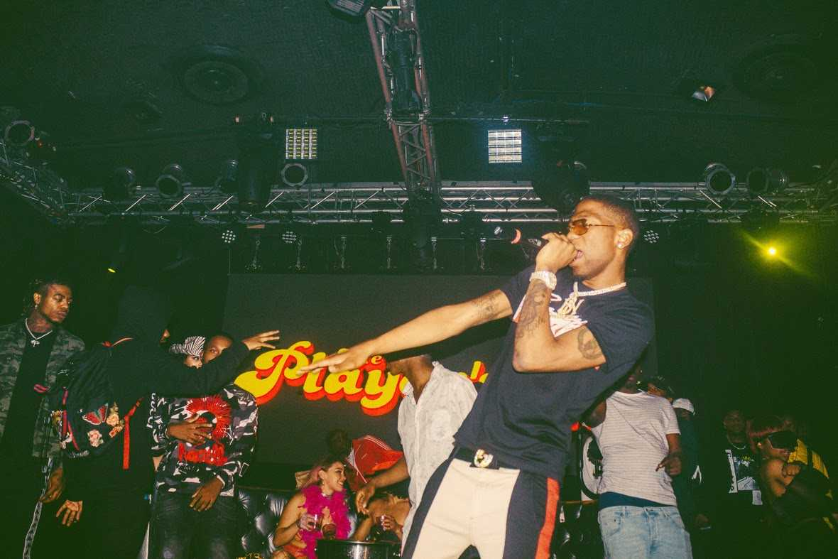 PHOTO RECAP: THE PLAYER'S BALL WITH BLOCBOY JB WITH SPECIAL GUESTS ZILLAKAMI & SOSMULA [PHOTOS]