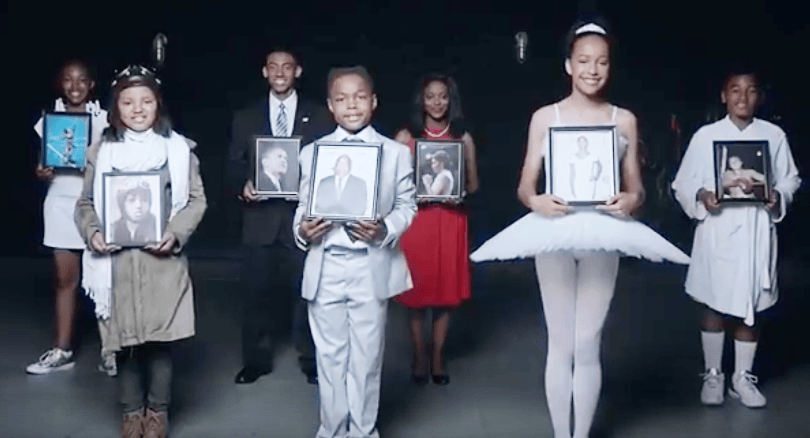 "JESSICA LÁ REL RECRUITS YOUTH TO PAY  HOMAGE TO ICONS MAKING ""GOOD TROUBLE"" [VIDEO]"