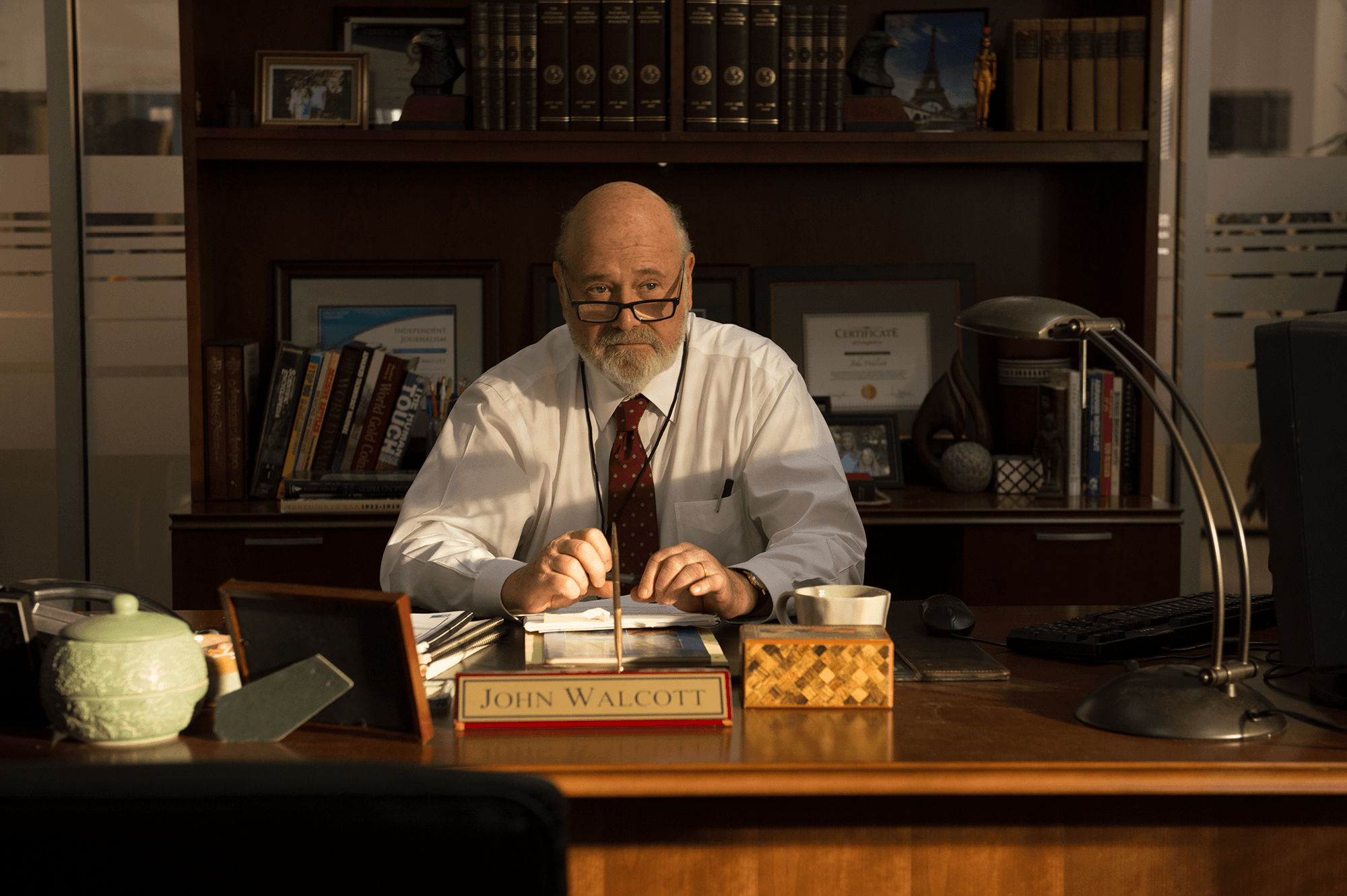 Rob Reiner on Trump, The Media and His Film, Shock and Awe [Interview]