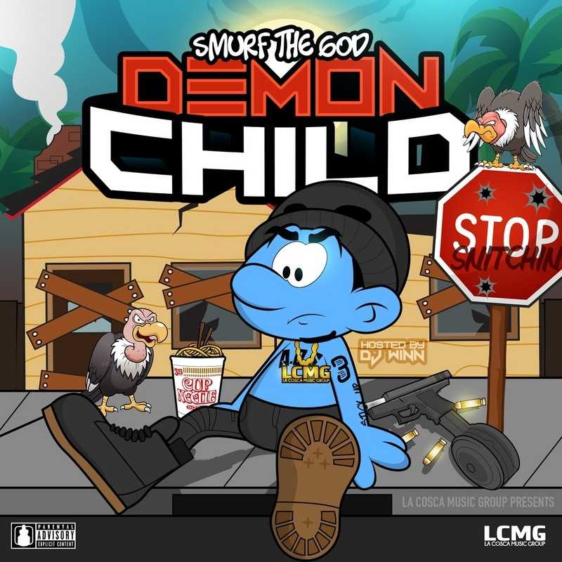 New Project: Smurf The God | Demon Child [Audio]