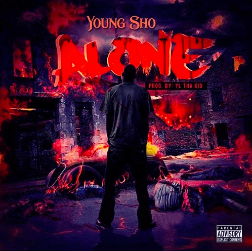 "Hartford CT's Own, Young Sho Kicks The Summer Off With ""Alone"" [Audio]"