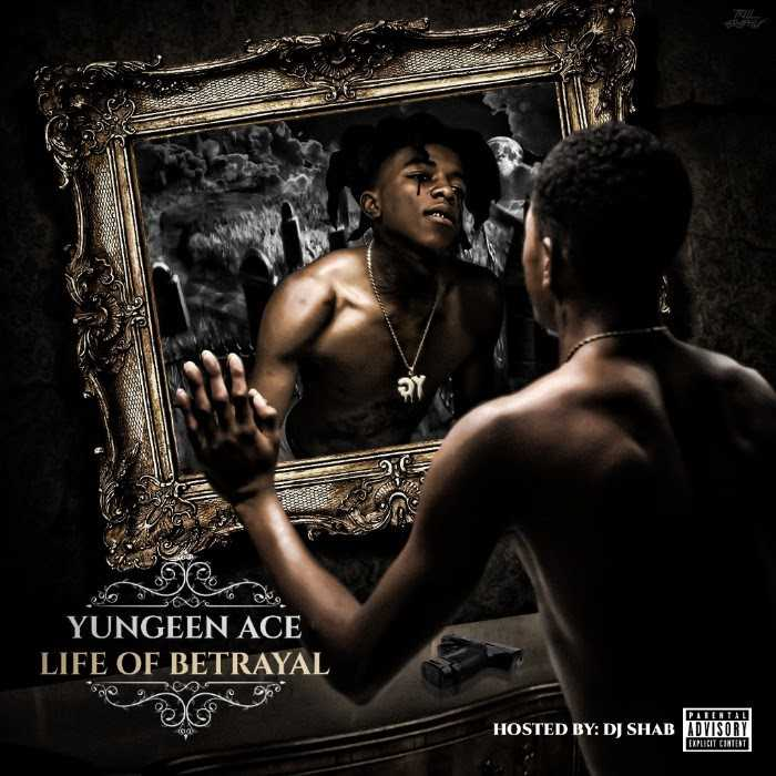 Jacksonville's Yungeen Ace Announces Life of Betrayal, His Debut Mixtape