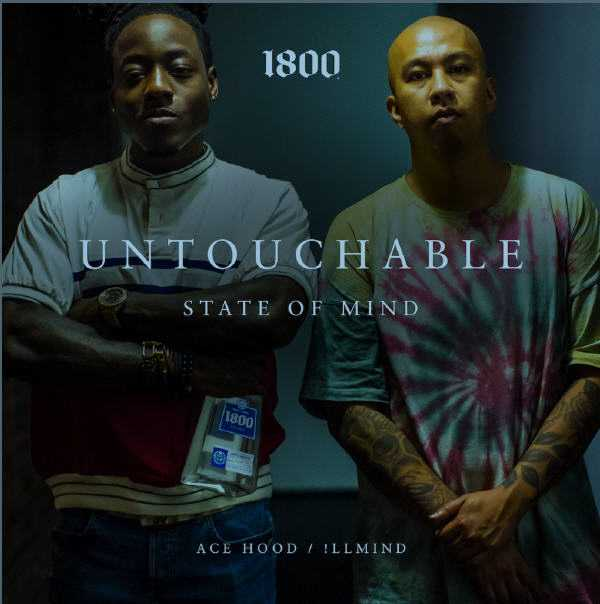 Ace Hood Collaborates with !llmind and 1800 Tequila for National Tequila Day [Audio]