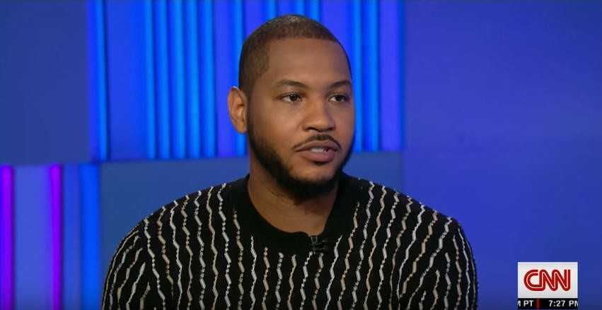 Carmelo Anthony Talks about Puerto Rico, his commitment to charitable work [Interview]