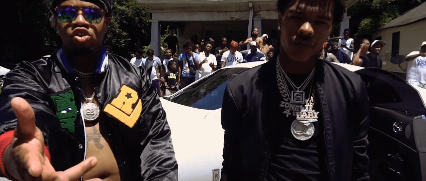 "Atlanta Rapper Euro Gotit Enlists Lil Baby For His ""Posse"" Music Video"