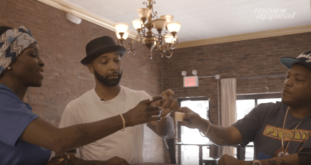 Joe Budden Talks Healthy Living with Adjua Styles and Styles P. | Mass Appeal [Video]