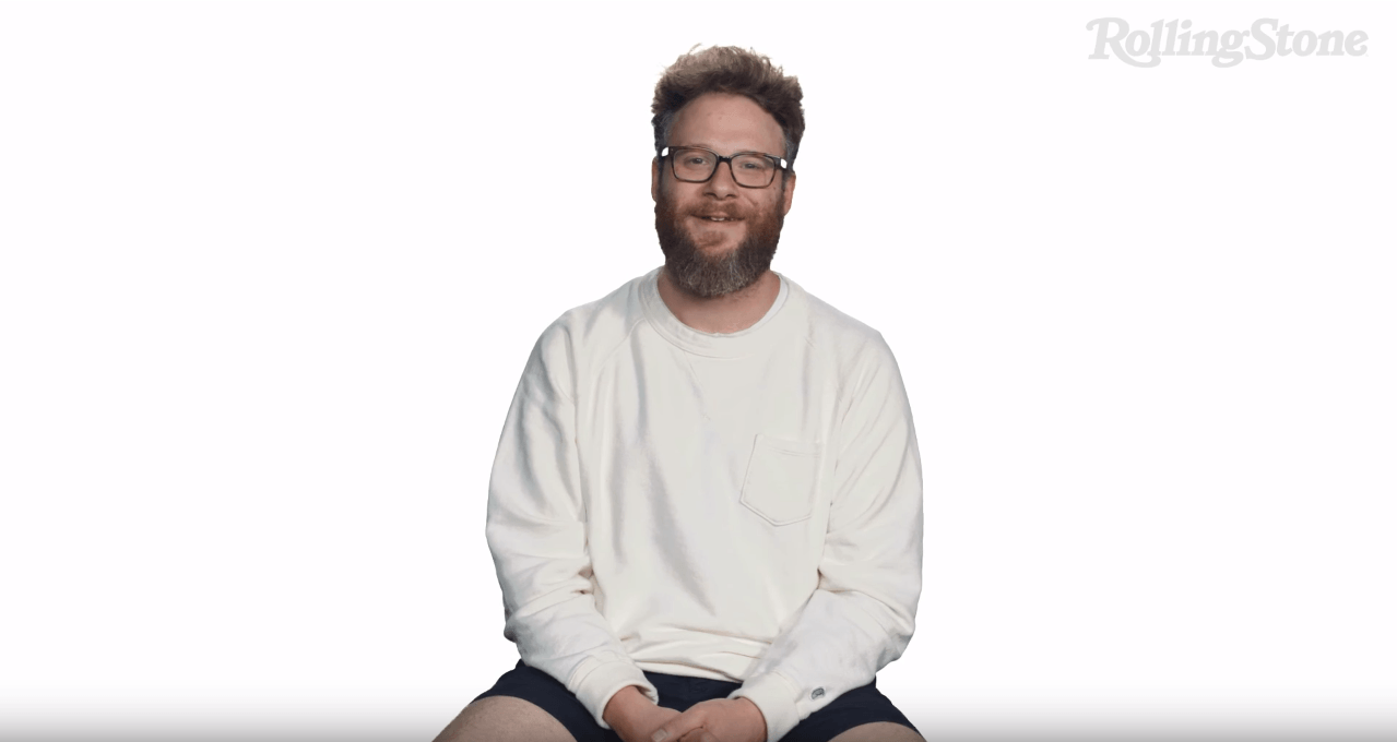 Seth Rogen Talks Meeting Kanye West, Shoving Beef Jerky Up his @ss | Rolling Stone [Interview]