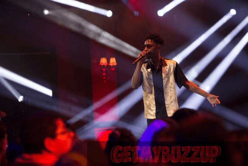 """Watch: 21 Savage Performing """"Bank Account"""" Live for the AT&T AUDIENCE Network [Video]"""