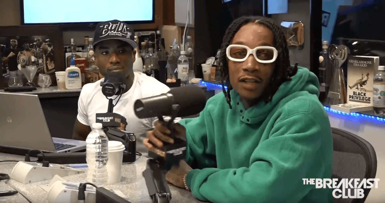 Wiz Khalifa Talks Amber Rose, Working Out, MMA Fighting [Interview]