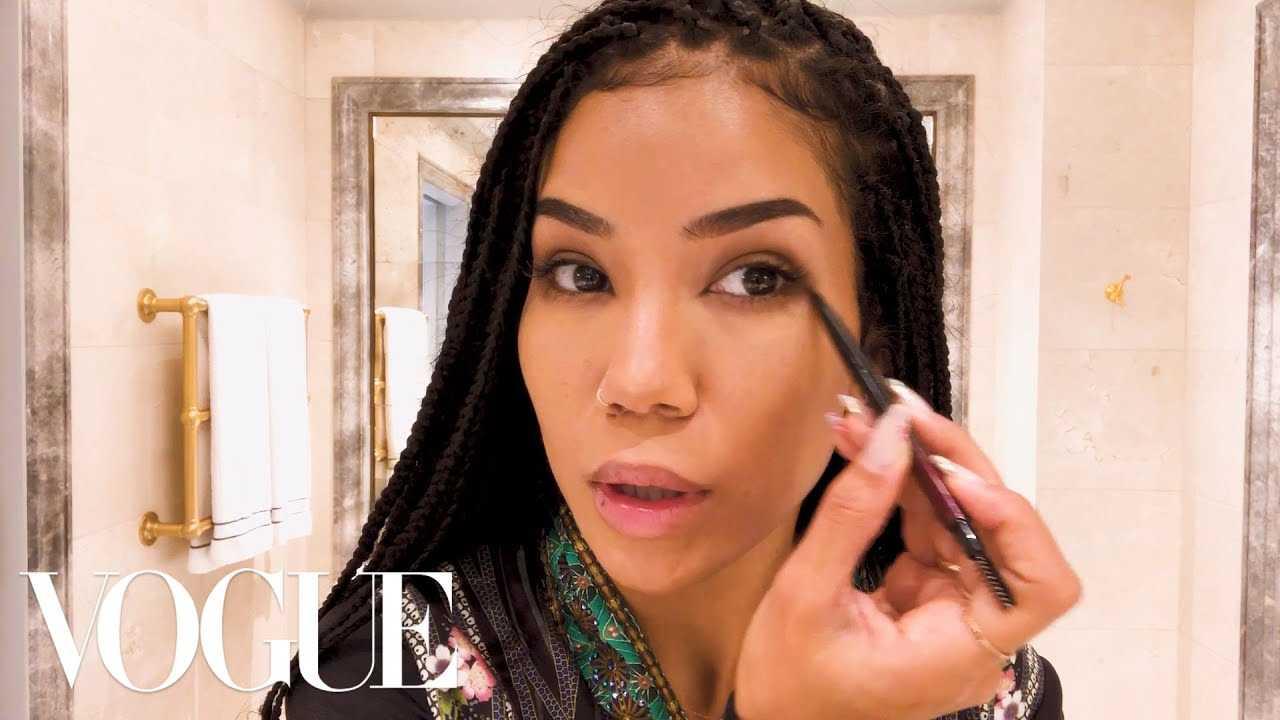 Jhené Aiko's Ultimate Guide to Color Correcting   Beauty Secrets   Vogue