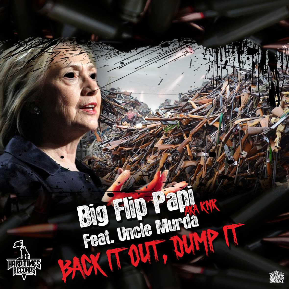 "Listen: Big Flip Papi feat. Uncle Murda | ""Back It Out, Dump It"" [Audio]"