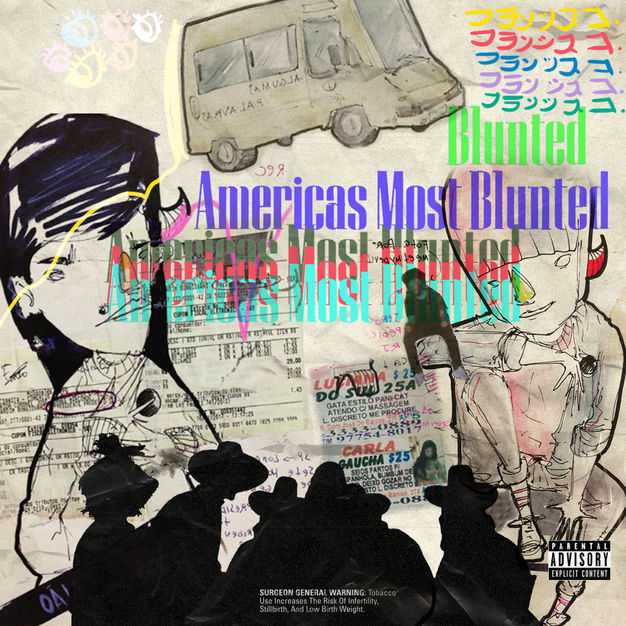 New Project: Curtis Williams | America's Most Blunted [Audio]