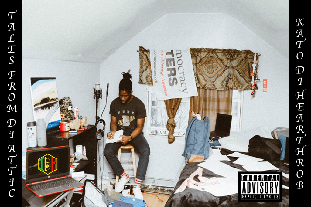 New Project: KatoDiHeartthrob | TalesFromDiAttic [Audio]