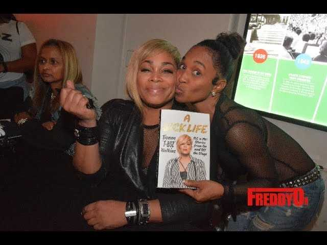 TLC's 'T-Boz' Gets Candid At Book Signing For 'A Sick Life' – Photo Gallery