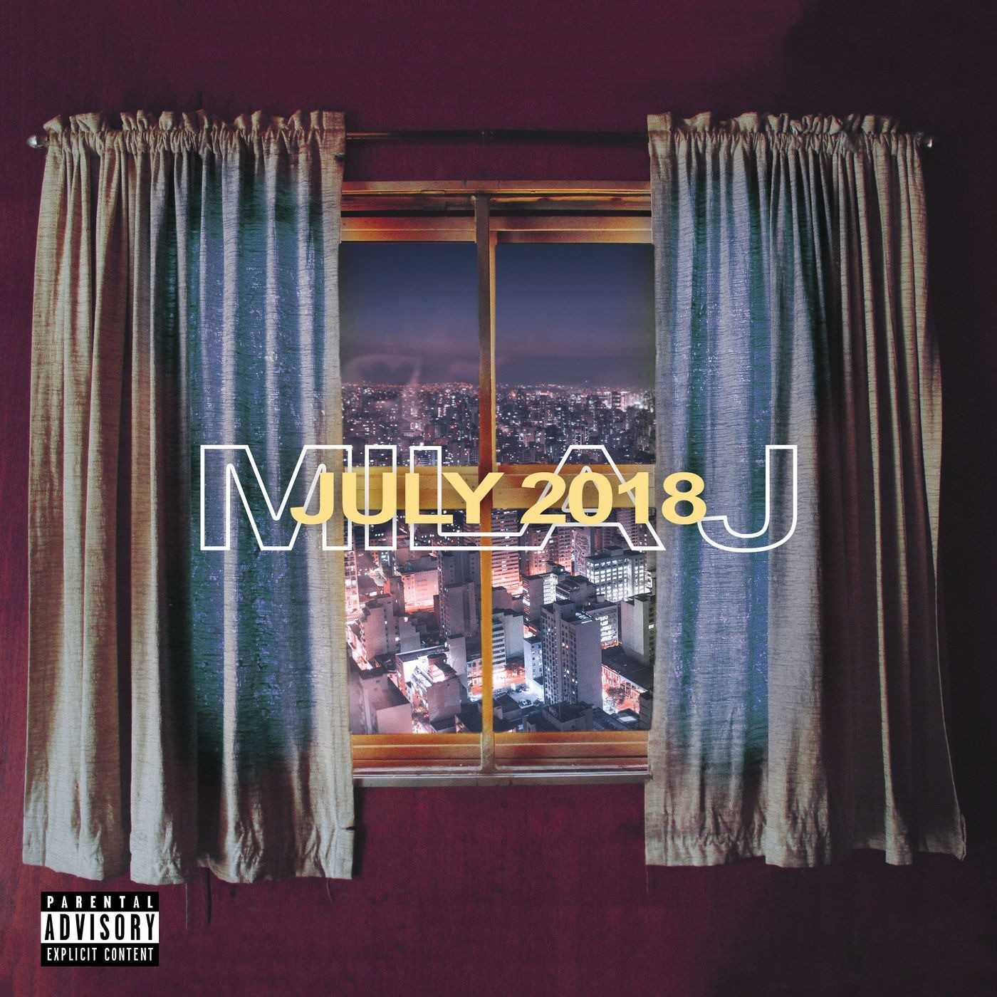 EP Stream: Mila J | July 2018 [Audio]
