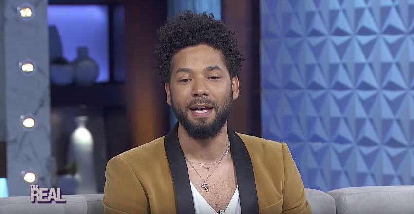 Jussie Smollett Talks Directing His First Episode of 'Empire' on The Real [Interview]