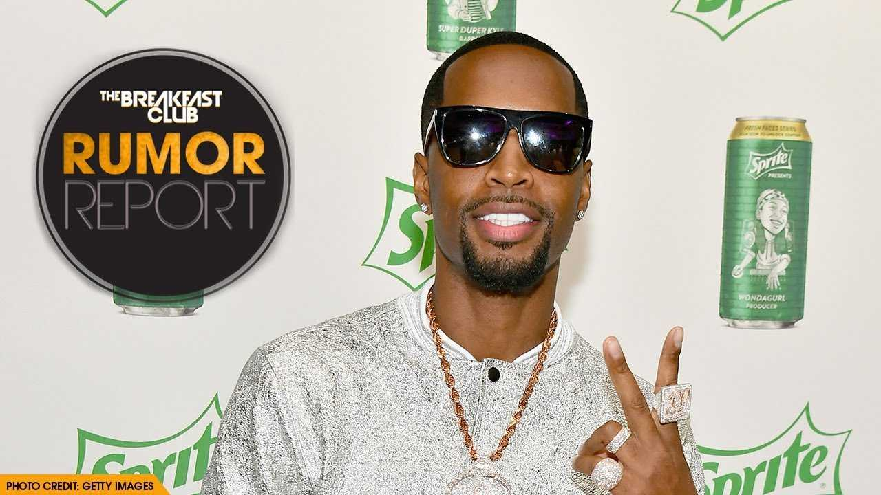 Safaree Scores Offer for Book Deal and Hair Endorsement for Men [Gossip]