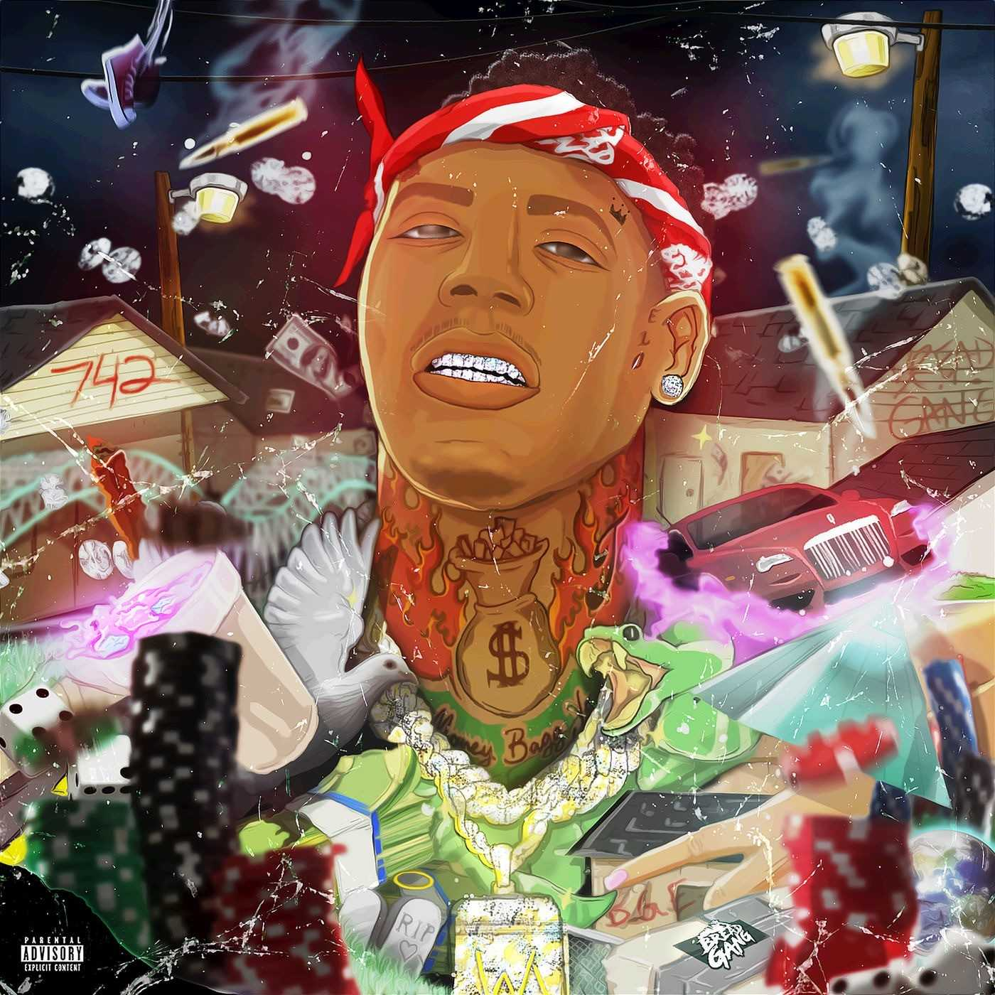 New Project: MoneyBagg Yo | Bet On Me [Audio]