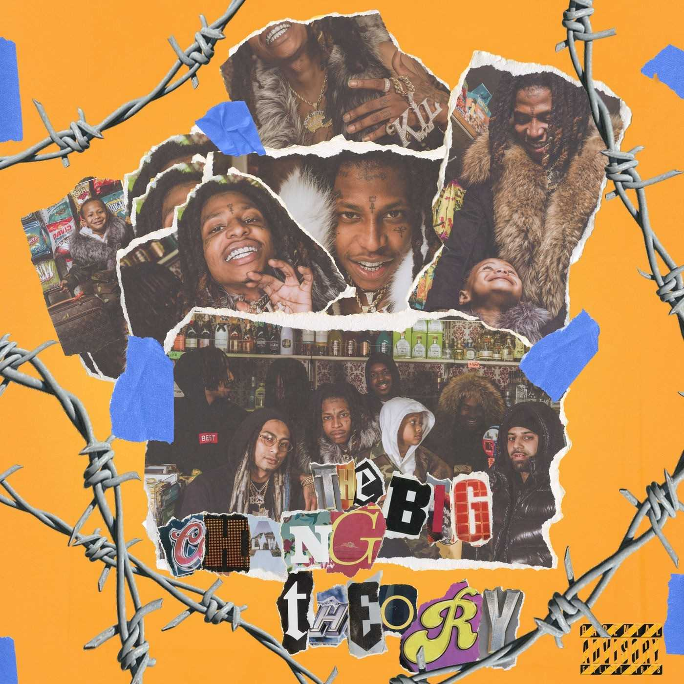 New Album Stream: Nef The Pharaoh | The Big Chang Theory [Audio]