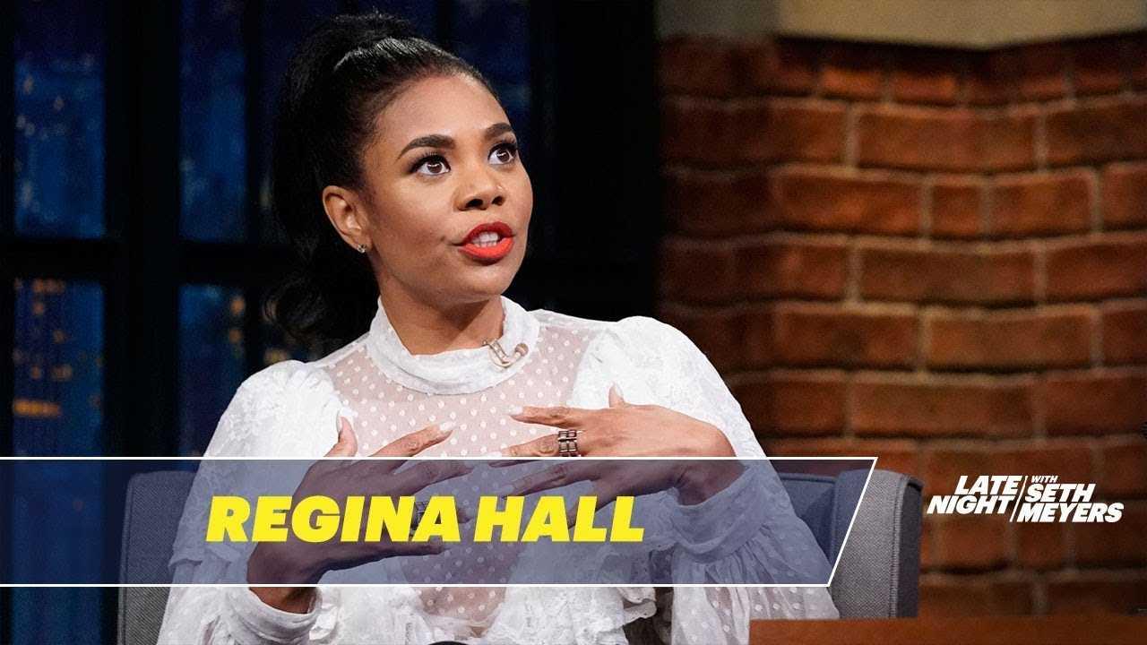 """Regina Hall Enjoys Eating at """"Breastaurants"""""""