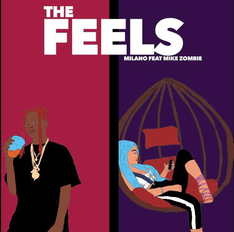 """Milano Releases New Song """"Feels"""" Ft. OVO's Mike Zombie [Audio]"""
