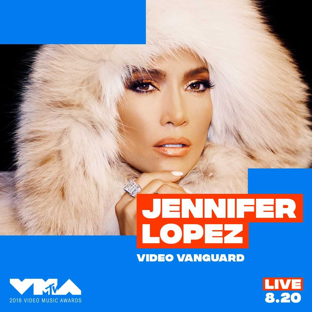 "Jennifer Lopez will receive the Vanguard Award at the ""VMAs"" [Music News]"
