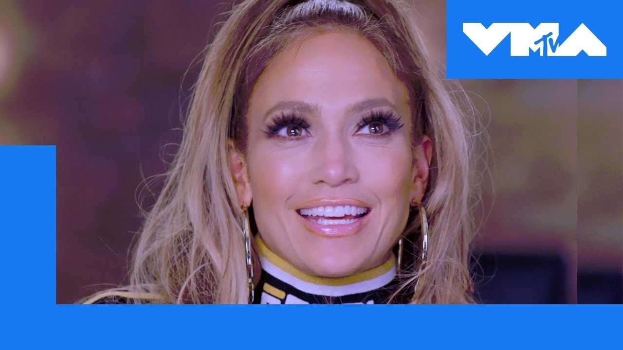 Jennifer Lopez on Being the 2018 Video Vanguard Winner | 2018 Video Music Awards