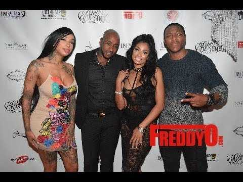 """""""Ceaser"""" Presents The Grand Opening Of Black Ink Atlanta Mar/2017 Throwback – Photo Gallery"""