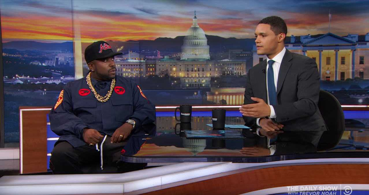 "Big Boi Talks Breaking Down Musical Barriers With ""Boomiverse"" on The Daily Show [Interview]"