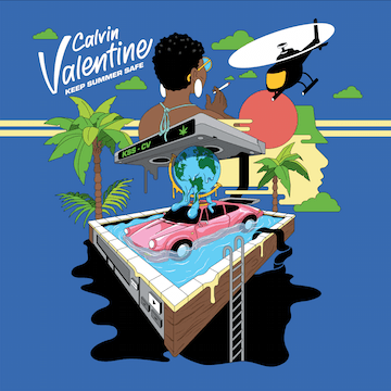 "Calvin Valentine Released New Single ""911 Turbo"" [Audio]"