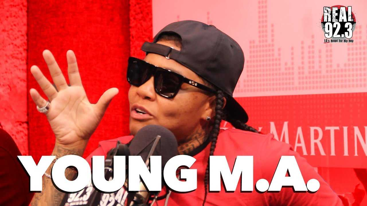 Young M.A. talks Nicki Minaj & Cardi B, Working with Zaytoven, Writing Songs in the Shower & More!