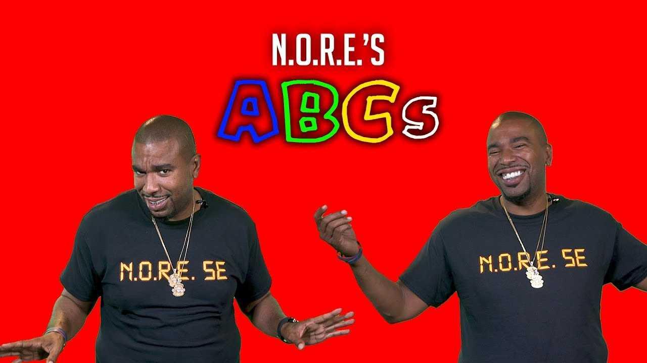 N.O.R.E.'s ABCs