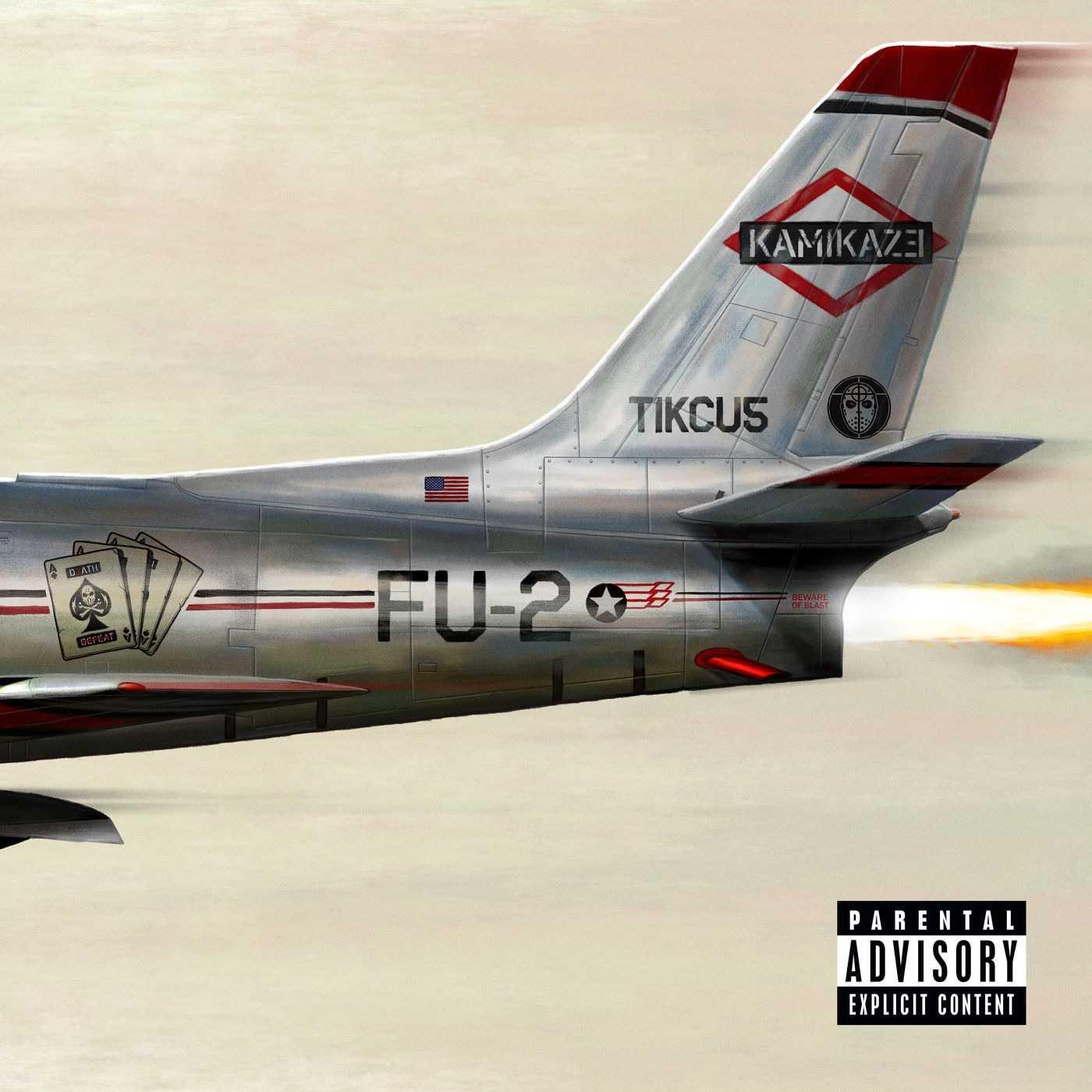 Album Stream: Eminem | Kamikaze [Audio Stream]
