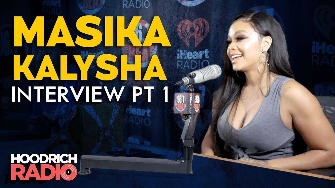 Masika Kalysha Talks Clapbacks, Motherhood, Social Media Haters, & More on Hoodrich Radio [Interview]