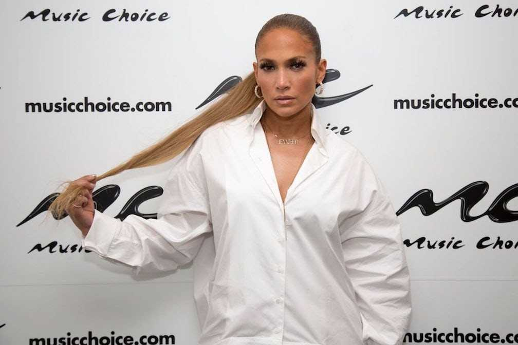 Jennifer Lopez talks advice for new mom Cardi B and Michael Jackson Video Vanguard Award | Music Choice Exclusive [Interview]