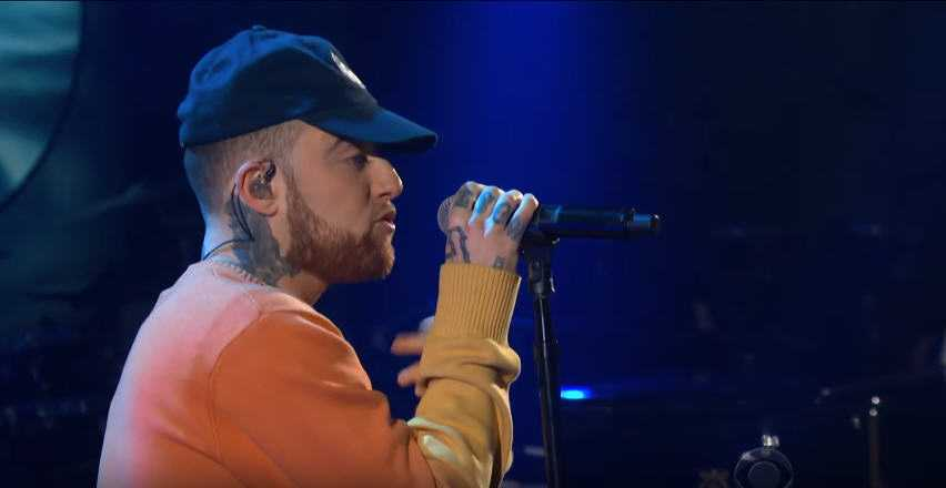Watch: Mac Miller Performing 'Ladders' Ft. Stay Human x Jon Batiste [Live Performance]