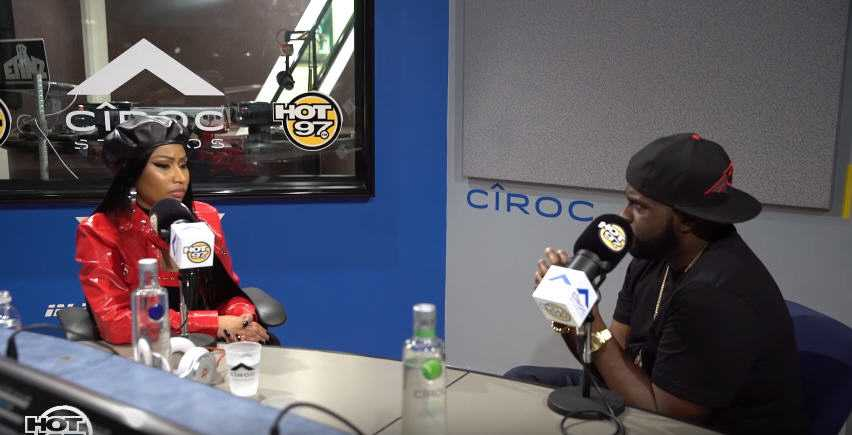 Nicki Minaj on New Album, Safaree Ghost-Writing, Meek Mill with Funk Flex #WeGotaStoryToTell020 [Interview]