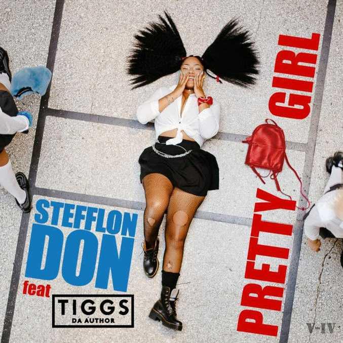 "STEFFLON DON DROPS NEW SINGLE ""PRETTY GIRL"" FEAT. TIGGS DA AUTHOR [AUDIO]"