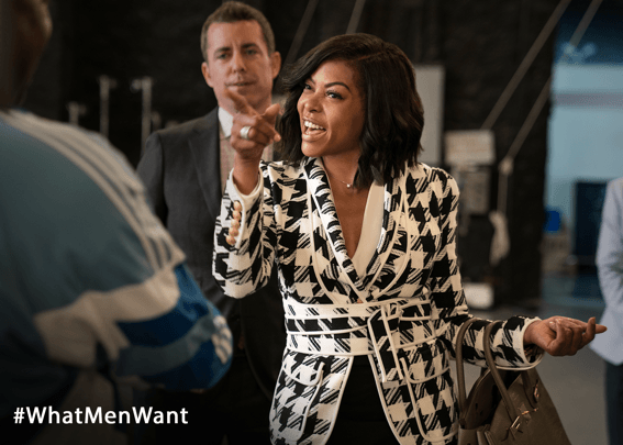 'What Men Want' Starring Taraji P. Henson, Tracy Morgan, Erykah Badu and More! #WhatMenWant [Movie Trailer]