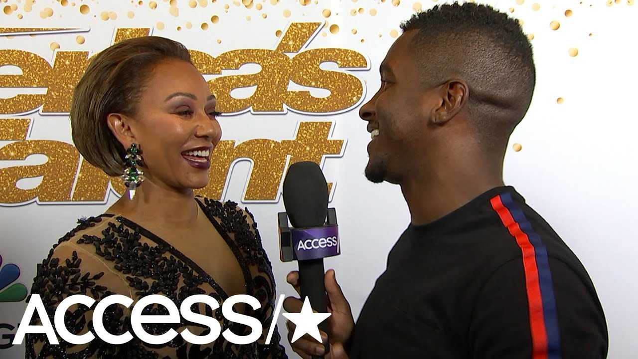 Mel B On Being 'Single, And Not Ready To Mingle'; Talks Buzzing Lord Nil On 'AGT' | Access