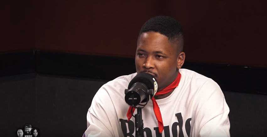 YG Talks New Album #StayDangerous , Colin Kaepernick & NFL Protests [Interview]