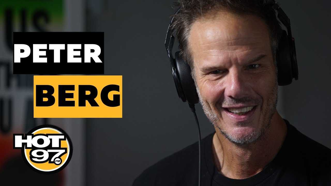 Peter Berg On Working w/ Rihanna, The Rock, & Keeps It Real On The State Of America