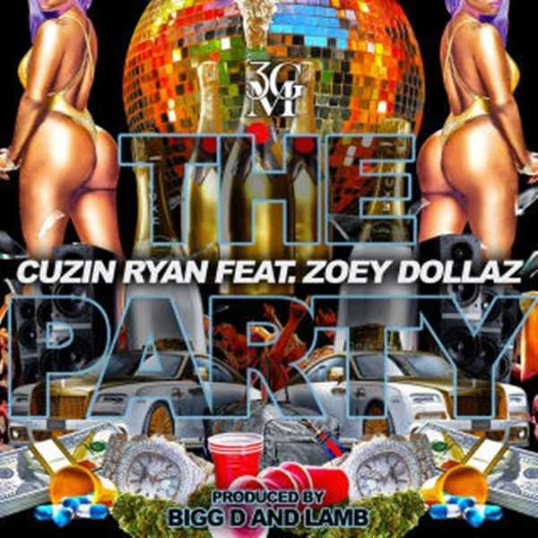 "Miami's Zoey Dollaz and Cuzin Ryan Drop ""The Party"" [Audio]"