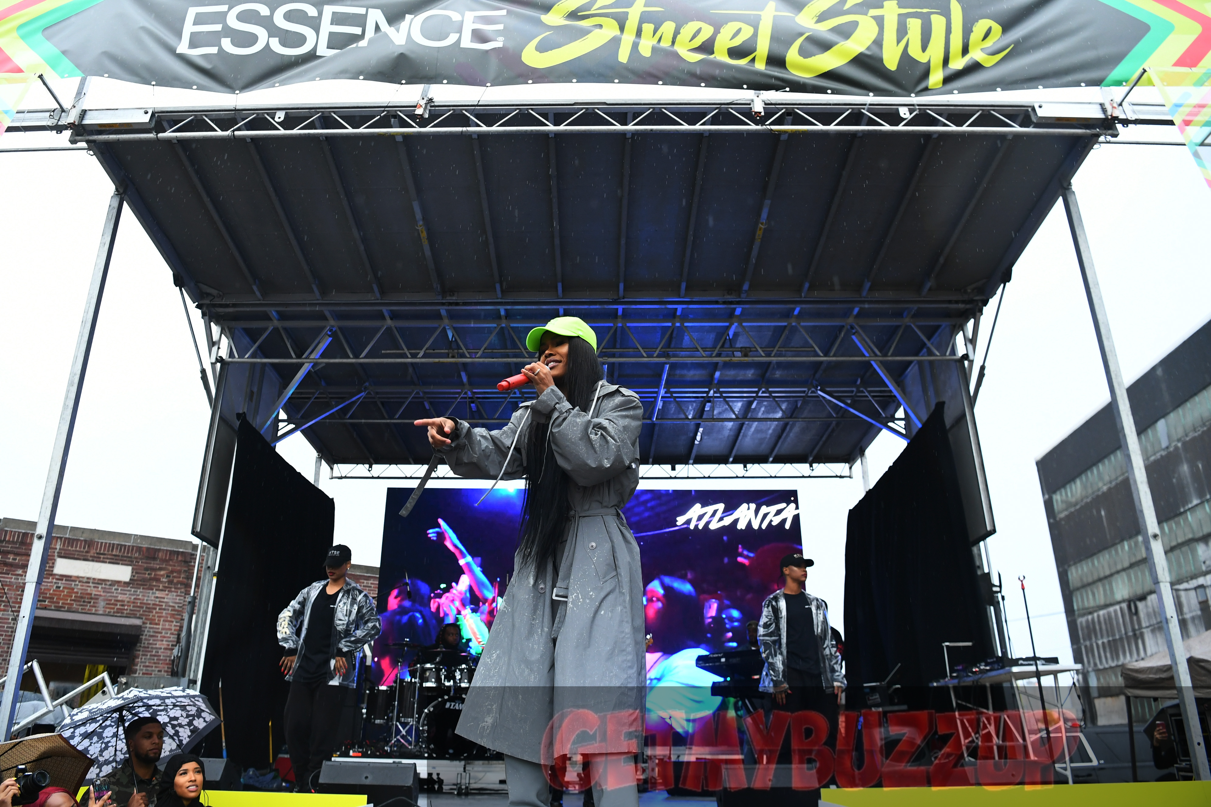 ESSENCE CELEBRATED STYLE, CULTURE AND COMMUNITY WITH THE RETURN OF THE 2018 ESSENCE STREET STYLE FESTIVAL IN BROOKLYN [PHOTOS]