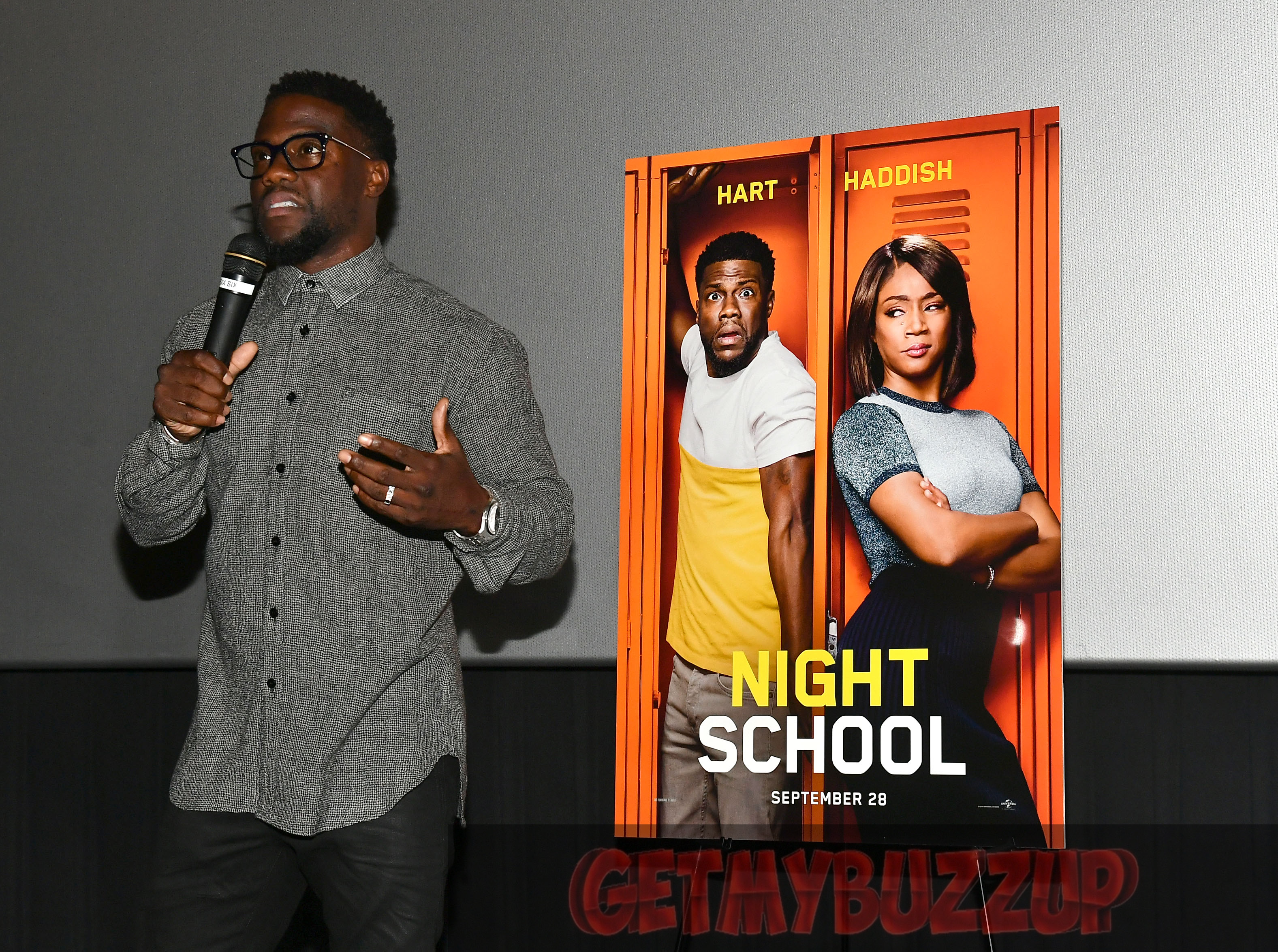 Will Packer and Kevin Hart Attend Atlanta Screening of their New Film 'NIGHT SCHOOL' #NightSchool [Photos]