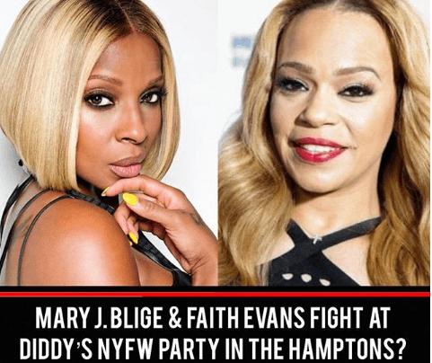 Cardi B vs Nicki Minaj, Faith Evans vs Mary J. Blige, Just Brittany vs Brittany Taylor [Gossip]